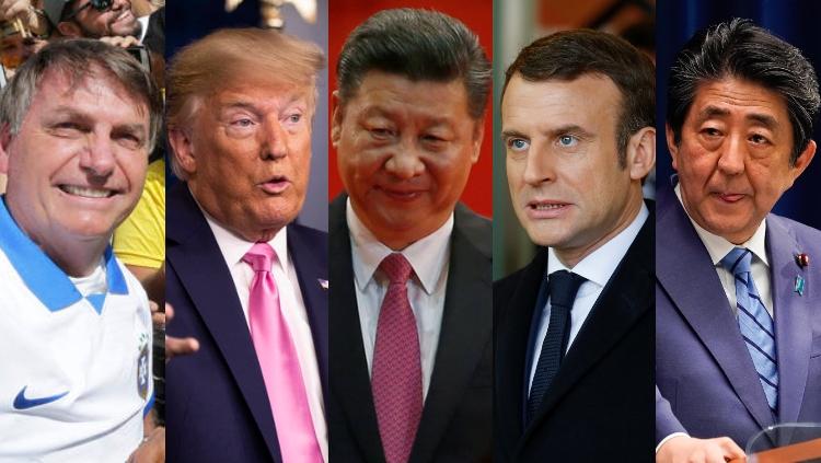 Líderes mundiais