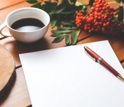 Escrever não é fácil