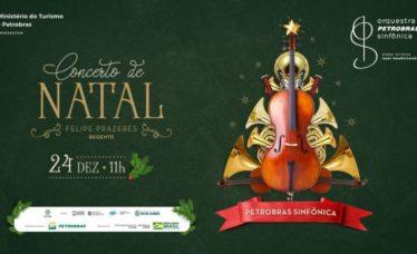 Concerto de Natal - Orquestra Petrobras Sinfônica.