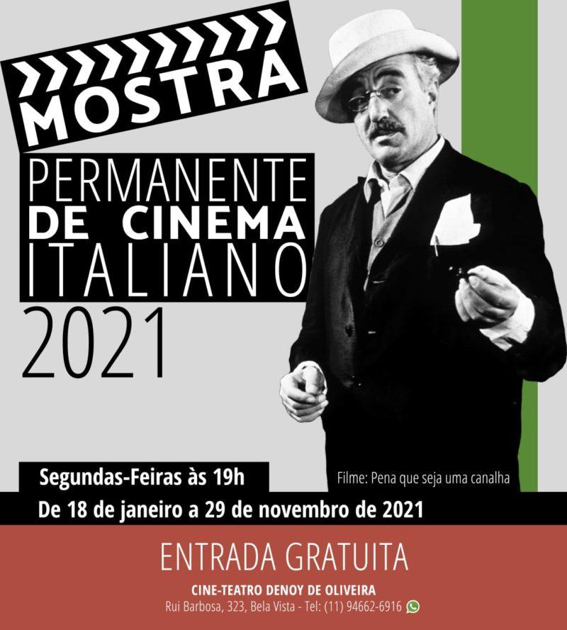 Mostra Permanente de Cinema Italiano