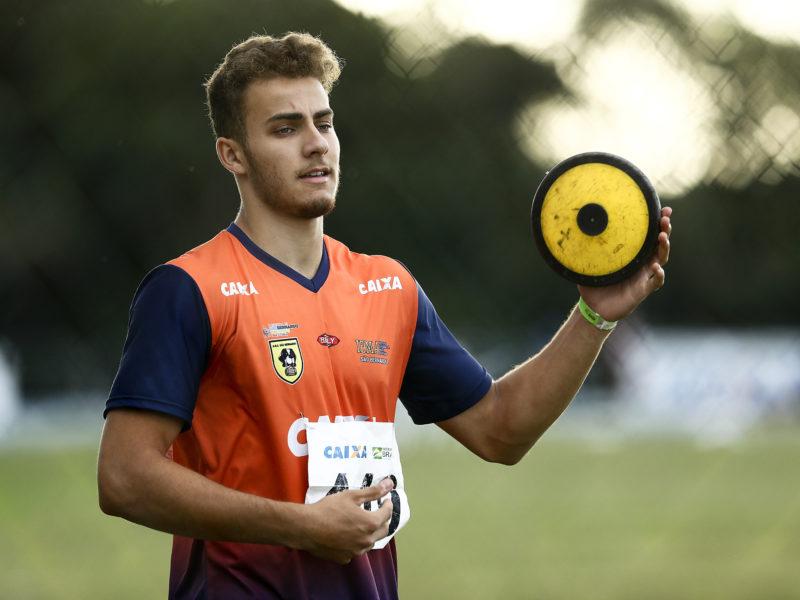 Atleta brasileiro