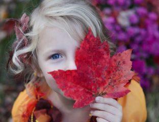 Menina canadense
