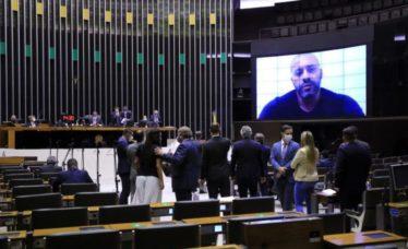 Votação contra Daniel Silveira