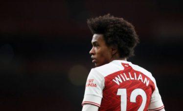 Willian , jogador de futebol