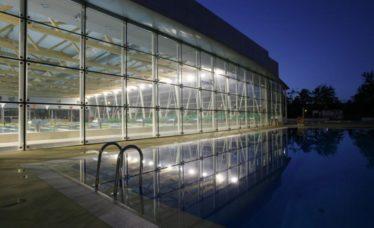Centro de treinamento em Portugal
