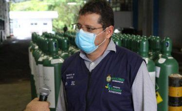 ex-secretário de Saúde do estado do Amazonas